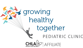 Growing Healthy Together Logo